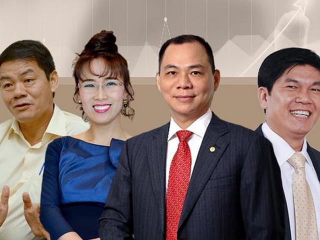 Tỷ Phú Phạm Nhật Vượng Lần Đầu Lọt Top 200 Người Giàu Nhất Tg