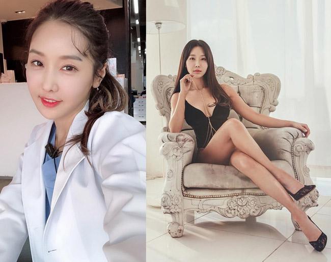 Lee Su Jin, nữ nha sĩ 51 tuổi người Hàn Quốc sở hữu nhan sắc trẻ trung đáng kinh ngạc. Nếu chỉ xem ảnh trên mạng xã hội, ai không quen cô chỉ nghĩ đây là một nữ sinh đại học. Nhưng sự thật là Lee Su Jin sinh năm 1969 và đã làm công việc nha sĩ hơn 18 năm nay.