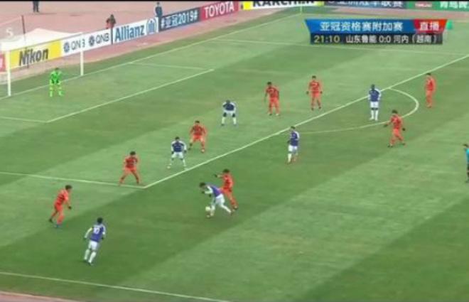 Shandong Luneng - Hà Nội FC: Mở điểm ngỡ ngàng, ngược dòng ấn tượng - 1