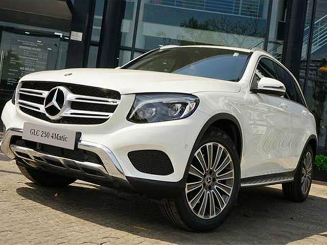 Cập nhật giá xe Mercedes GLC 2019 - Có sự điều chỉnh trong mức giá niêm yết tại đại lý