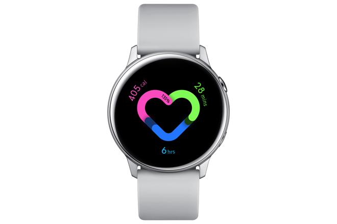 """Trình làng Galaxy Watch Active đa tiện ích, giá """"mềm"""" - 1"""
