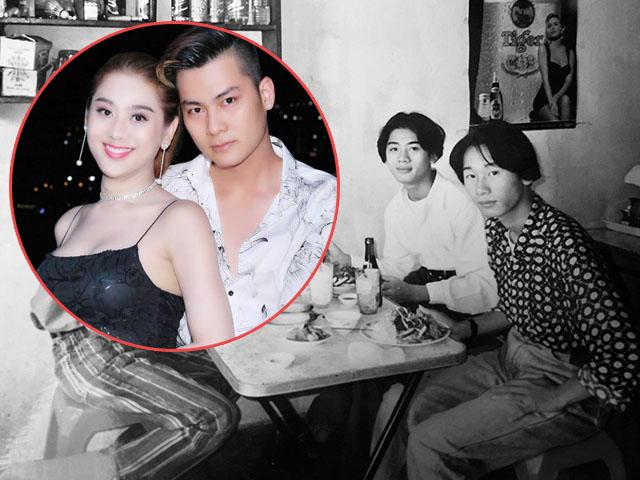 Lâm Khánh Chi bất ngờ lộ ảnh năm 14 tuổi lúc chưa chuyển giới bên tình đầu
