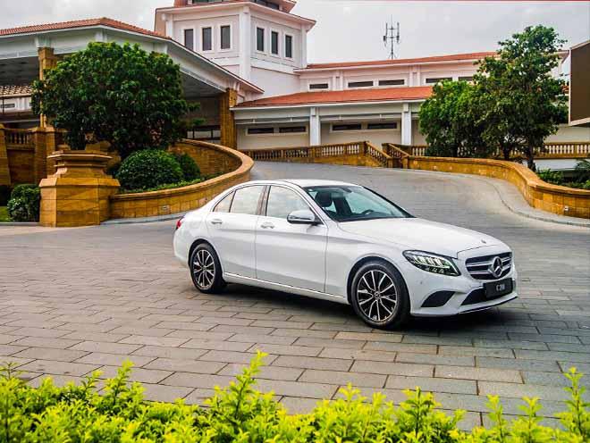 Mercedes C Class 2019 chính thức ra mắt tại việt Nam với mức giá bán hấp dẫn - 1