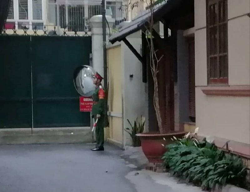 Khám xét nhà ông Nguyễn Bắc Son và Trương Minh Tuấn - 1
