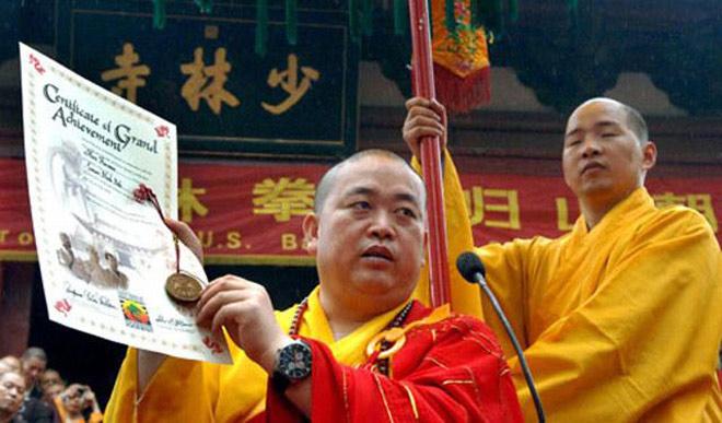 """Phương trượng Thiếu Lâm không có võ, mê """"sắc"""": Kết quả bất ngờ - 1"""