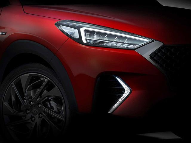 """Hyundai """"nhá hàng"""" Tucson N trước thềm triển lãm Geneva Motor Show"""