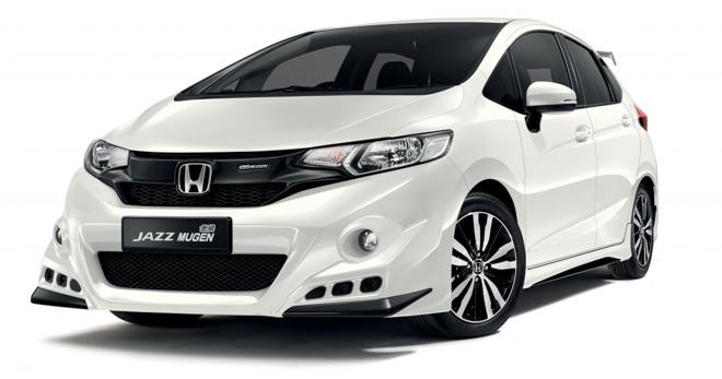 Honda Jazz Mugen phiên bản giới hạn 300 chiếc, giá từ 503 triệu đồng - 1