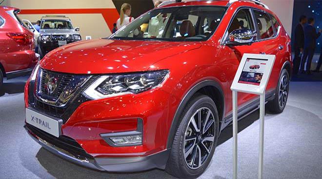 Mua xe Nissan XTrail 2019 với giá ưu đãi lên đến 30 triệu đồng và tặng kèm phụ kiện - 3