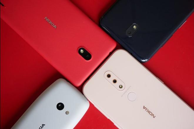 HMD Global tung bộ 3 smartphone giá siêu rẻ mới - 1