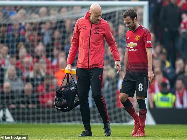 MU liên tục mất SAO từ PSG đến Liverpool: Chấn thương nhiều vì đâu?