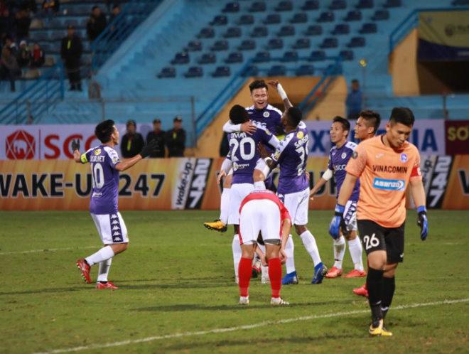 Quang Hải, đội bầu Hiển đấu AFC Cup: Thích đối thủ đá đôi công - 1