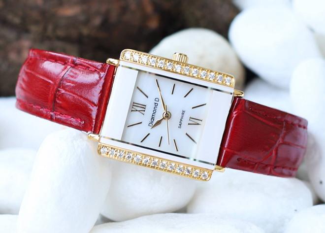 Đồng hồ Diamond D ra mắt BST đúng dịp Quốc tế phụ nữ 8/3 kèm khuyến mại lớn - 1