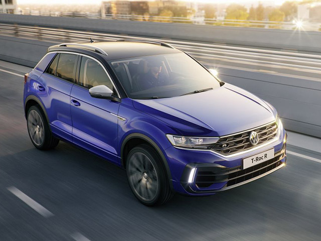 Volkswagen trình làng crossover cỡ nhỏ T-Roc R 2020