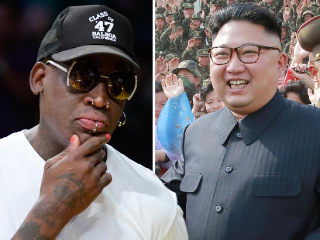 Siêu sao thể thao Mỹ, bạn thân của Chủ tịch Kim Jong Un là ai?