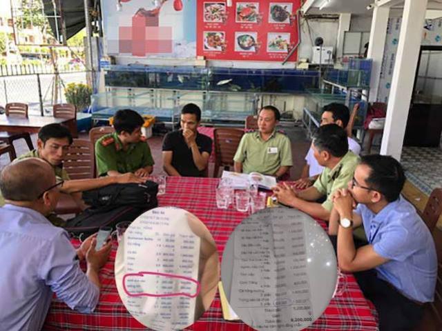 """""""Chặt chém"""" 500.000 đồng/phần trứng xào, chủ nhà hàng ở Nha Trang nhận kết """"đắng"""""""