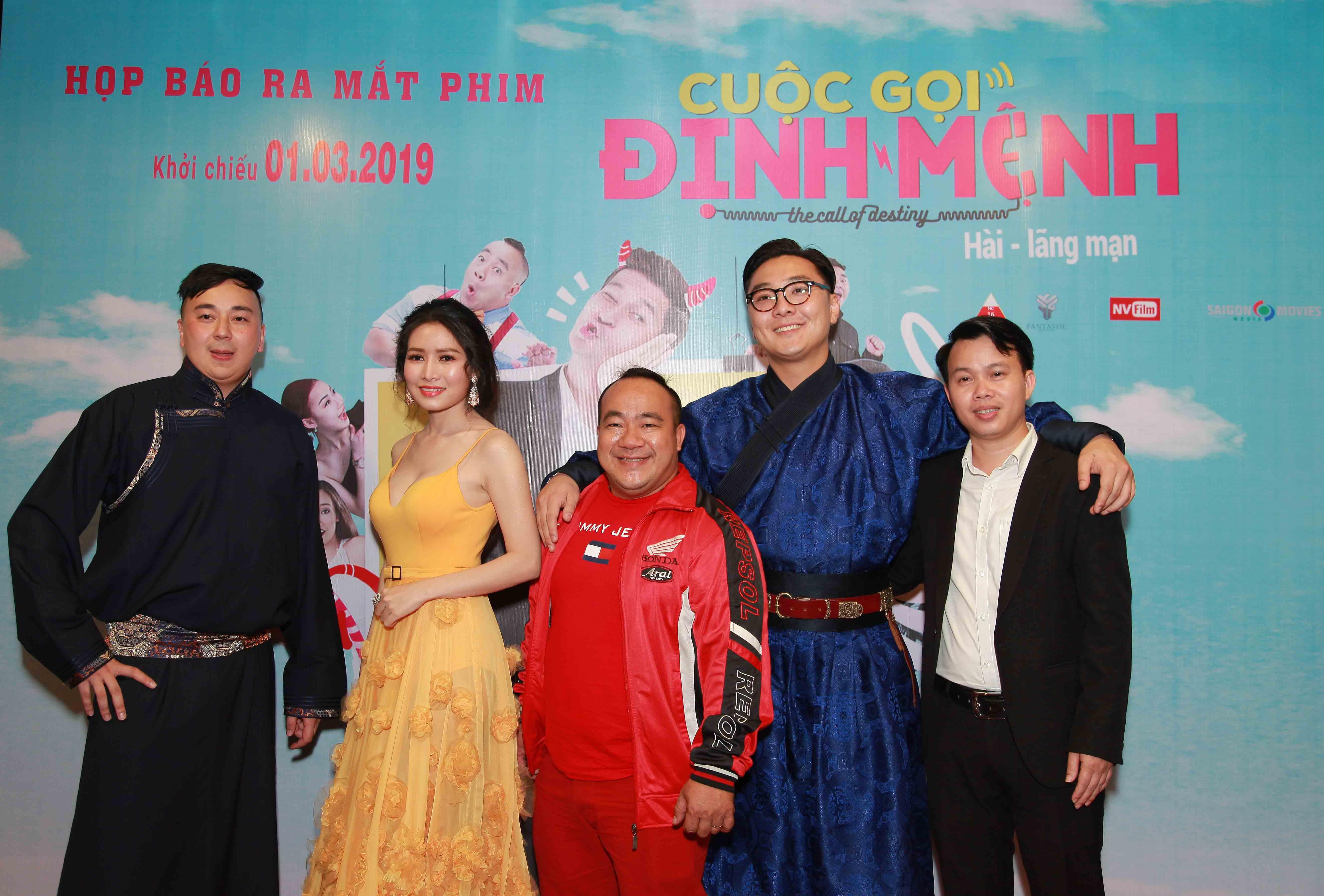 """Sau """"Cuộc gọi định mệnh"""", Hiếu Hiền được mời đóng phim Mông Cổ - 1"""