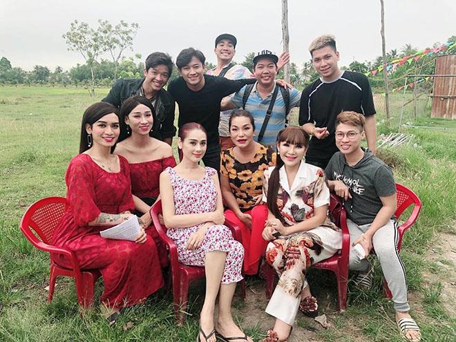 Nam diễn viên bật khóc ở đám cưới chính là tình cũ của cô dâu Lâm Khánh Chi? - 1