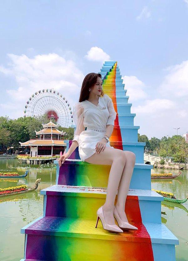 Xuất hiện 'cầu vồng chân mây' ở Sài Gòn khiến dân tình muốn xách balo lên và đi - 1