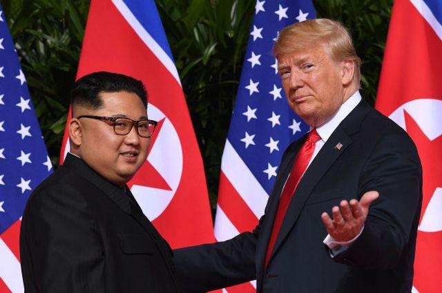 Nhà Trắng thông báo nơi ông Trump gặp ông Kim Jong Un ở Hà Nội - 1