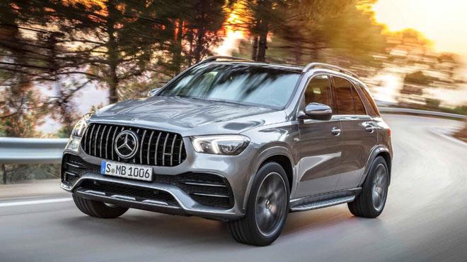 """Mercedes-Benz trình làng phiên bản """"trùm cuối"""" GLE53 4Matic+ 2020, giá bán từ 1,4 tỷ đồng - 1"""