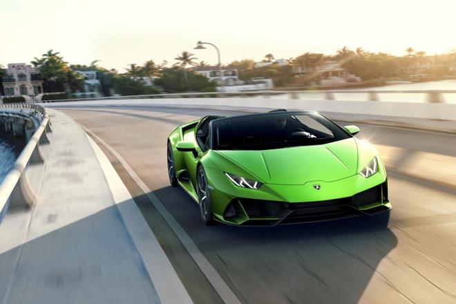 Xem trước Lamborghini Huracan EVO bản mui trần sắp được giới thiệu tại Geneva Motor Show 2019 - 11