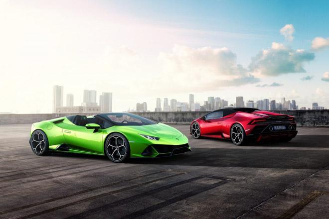 Xem trước Lamborghini Huracan EVO bản mui trần sắp được giới thiệu tại Geneva Motor Show 2019 - 12