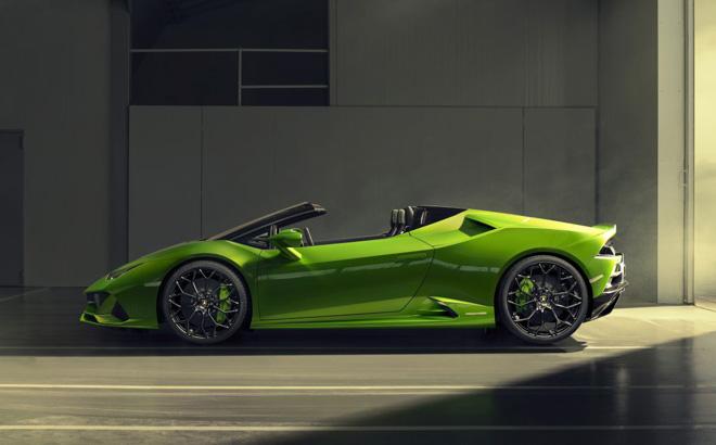 Xem trước Lamborghini Huracan EVO bản mui trần sắp được giới thiệu tại Geneva Motor Show 2019 - 8
