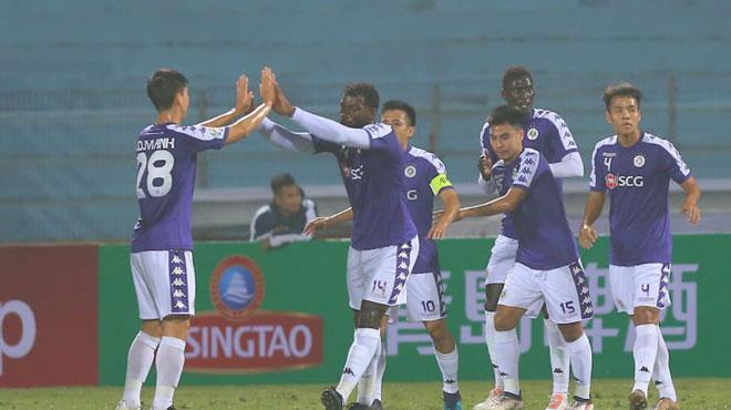 Hà Nội FC tạo chấn động 10-0 AFC Cup: HLV đội khách ca ngợi Văn Quyết - 1