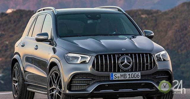 """Mercedes-Benz trình làng phiên bản """"trùm cuối"""" GLE53 4Matic+ 2020, giá bán từ 1,4 tỷ đồng"""