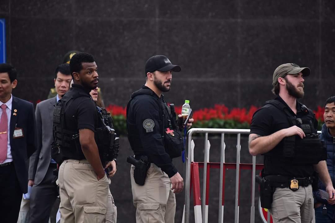 6 điều ngạc nhiên về đội ngũ mật vụ bảo vệ tổng thống Mỹ - 1