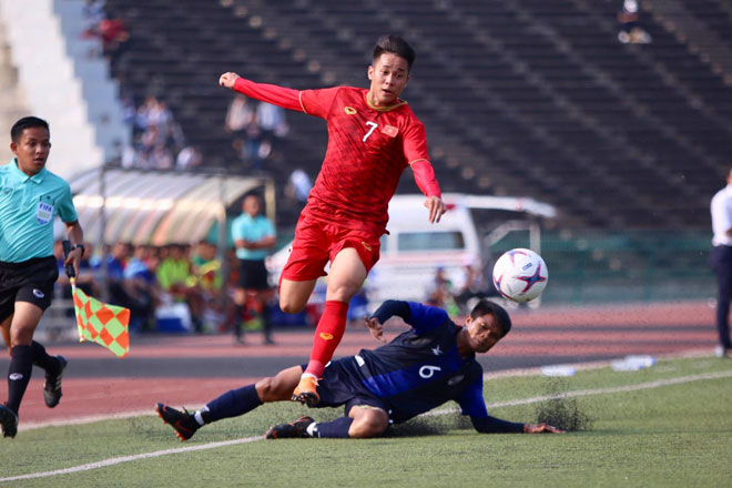 Who is the best 4 star U22 VN, Mr. Blue with the look of the Park, with the U23 Asian title? - 1