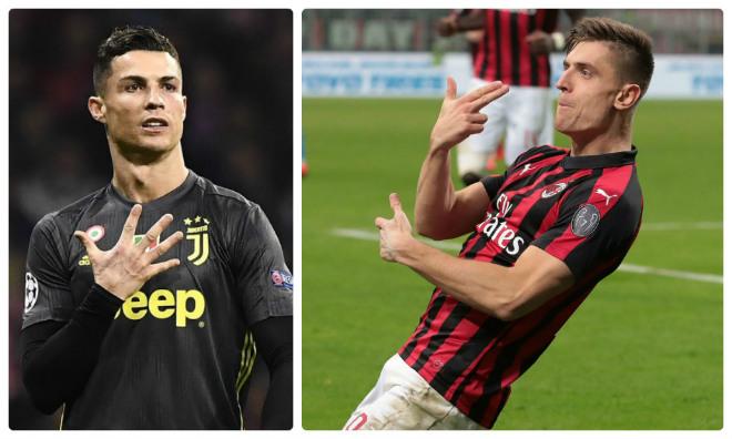 Ngỡ ngàng Ronaldo: Săn bàn khủng vẫn chỉ là & # 34; làng nhàng & # 34; ở Serie A - 1