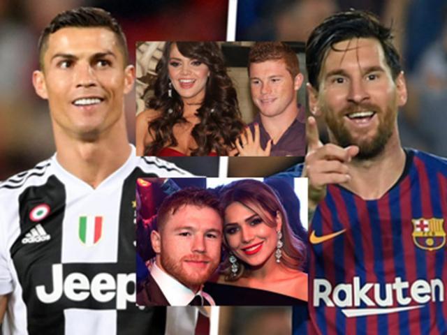 """Siêu sao kiếm tiền gấp 60 lần Ronaldo - Messi: """"Đốn tim"""" được hoa hậu"""
