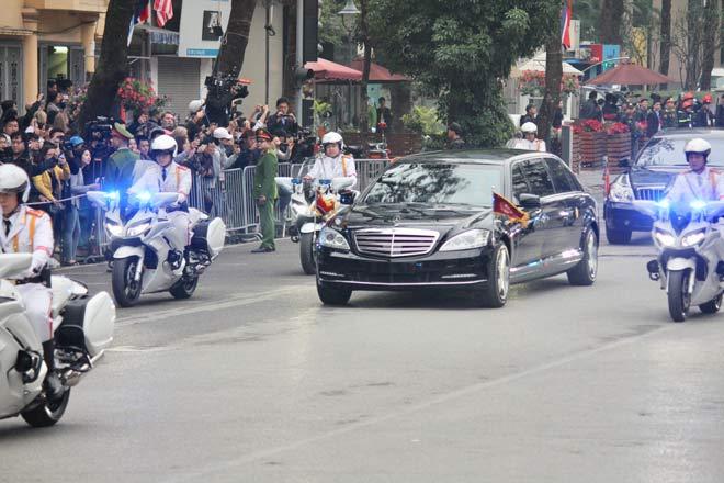 Cấm đường, hạn chế phương tiện dịp ông Kim Jong Un thăm Việt Nam - 1