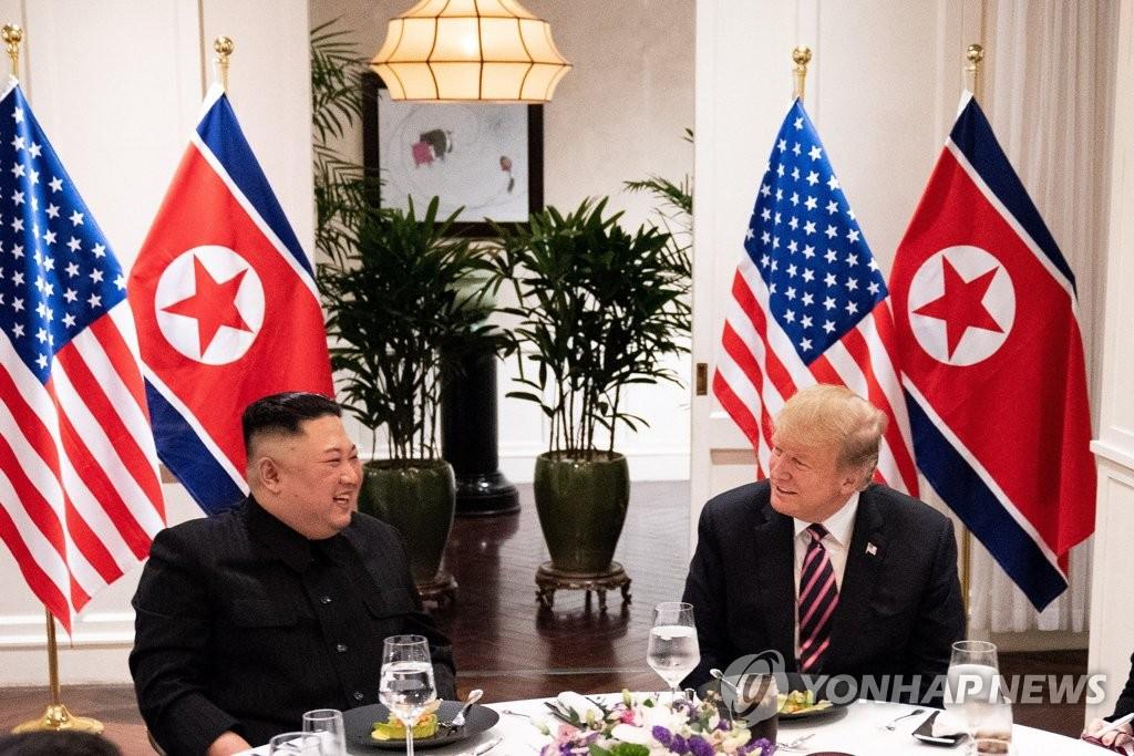 Dấu hiệu cho thấy ông Kim hiểu rõ ông Trump nói gì không cần phiên dịch - 1