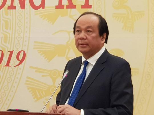Bộ trưởng Mai Tiến Dũng nói về chi phí tổ chức Hội nghị Thượng đỉnh Mỹ-Triều - 1