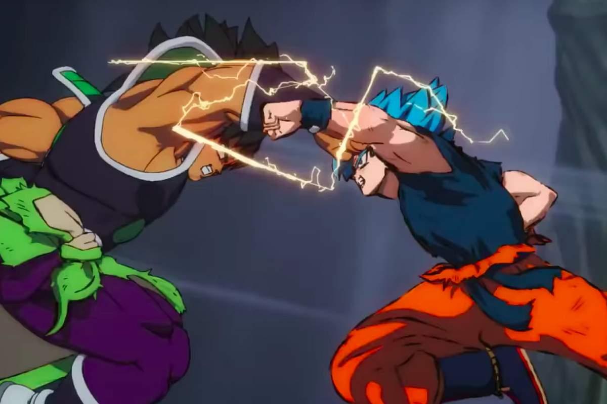"""Songoku đối đầu Saiyan huyền thoại trong """"7 viên ngọc rồng"""" 2019 - 1"""