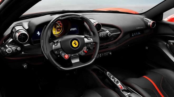 Ferrari F8 Tributo - Đàn em của 488GTB ra mắt với nhiều nâng cấp đáng giá - 8