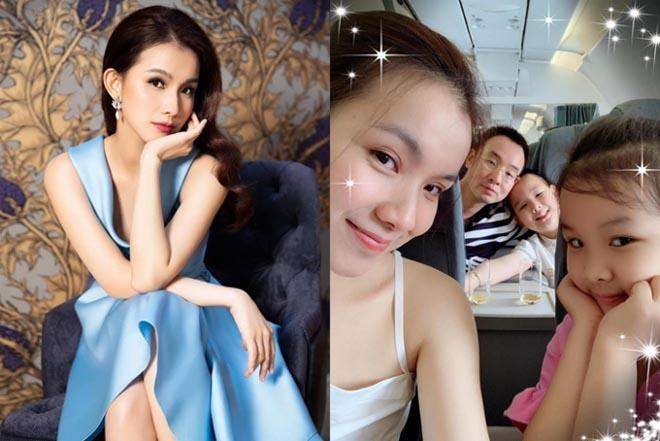Muôn nẻo đường tình của các Hoa hậu, Á hậu Việt - 1