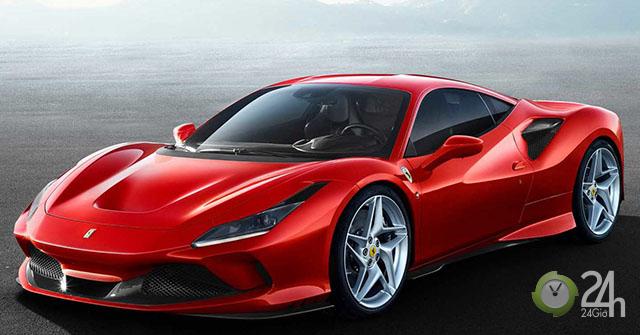 Ferrari F8 Tributo - Đàn em của 488GTB ra mắt với nhiều nâng cấp đáng giá