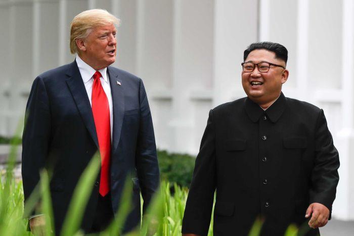 Ông Kim Jong Un thắng lớn trong hội nghị thượng đỉnh với Mỹ ở Hà Nội? - 1