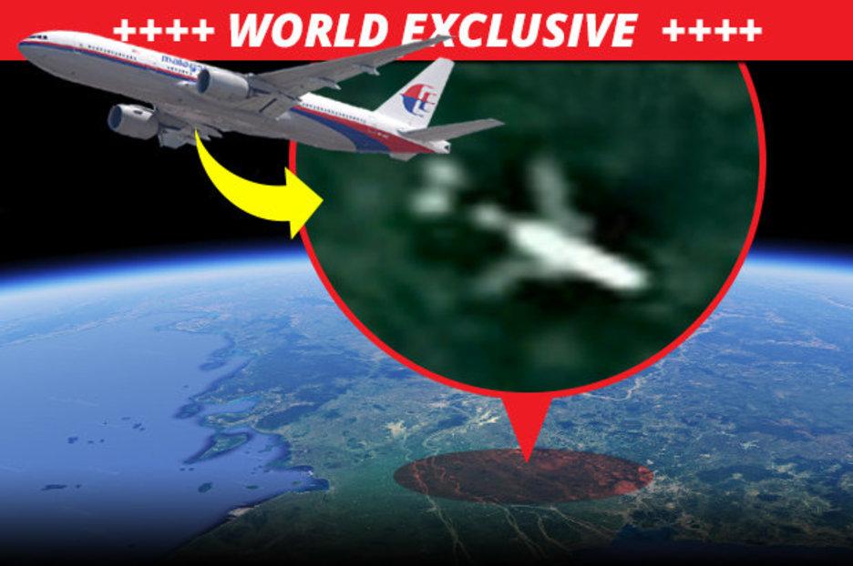 """""""99% khả năng"""" máy bay MH370 mất tích rơi ở rừng Campuchia? - 1"""