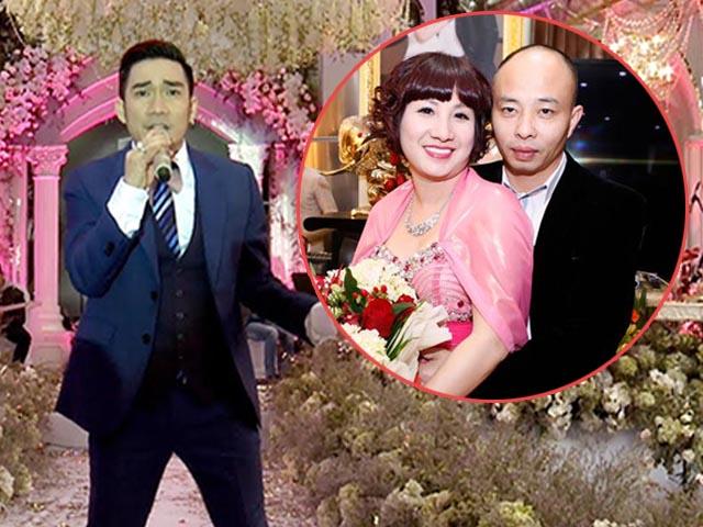 """Quang Hà """"hét giá"""" cát-xê hát đám cưới, đại gia Thái Bình vẫn mạnh tay chi 500 triệu"""