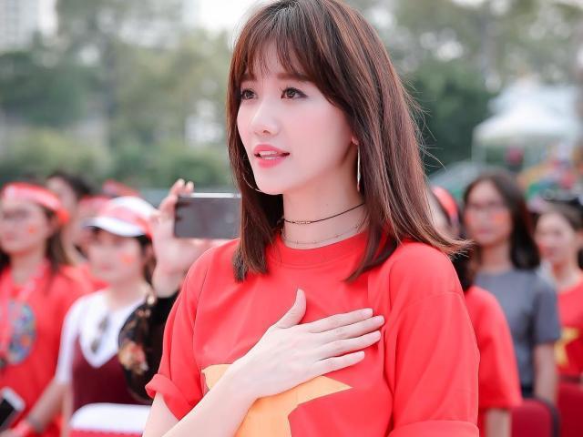 """Bị chỉ trích """"khinh người Việt"""", Hari Won đáp trả thế này khiến fan ủng hộ"""
