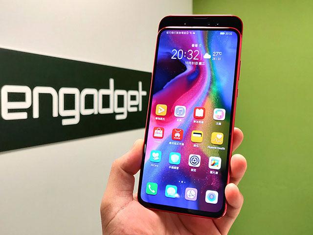 Xử xong smartphone gập lại, Huawei tiến tới smartphone dạng trượt