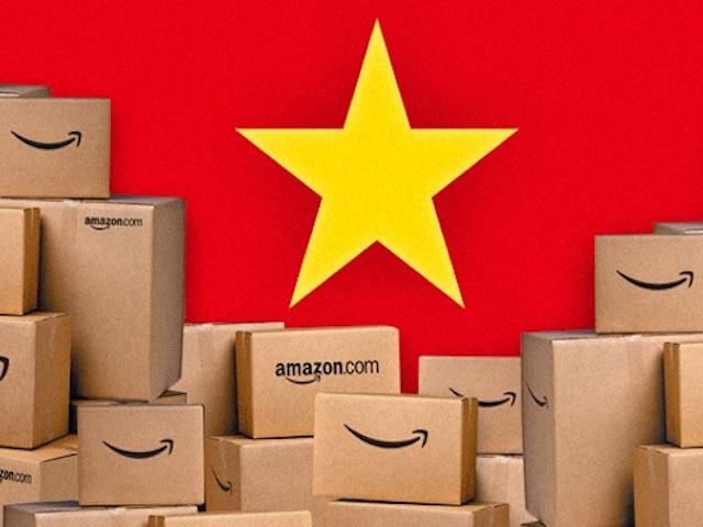 Trang TMĐT Amazon của tỉ phú Jeff Bezos đang từng bước len lỏi vào Việt Nam