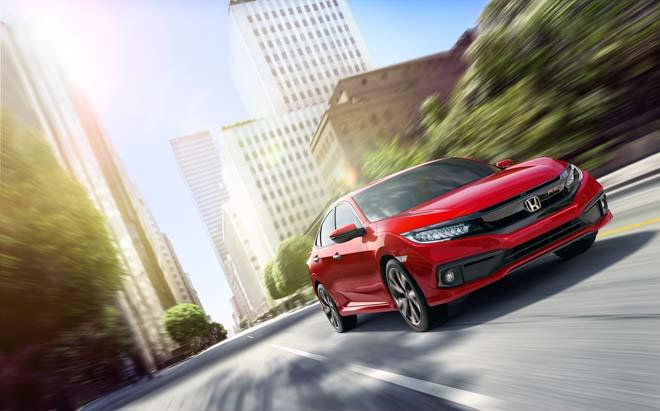 Honda Việt Nam chính thức giới thiệu Civic RS 2019, xe giao ngay trong tháng 4 tới - 1
