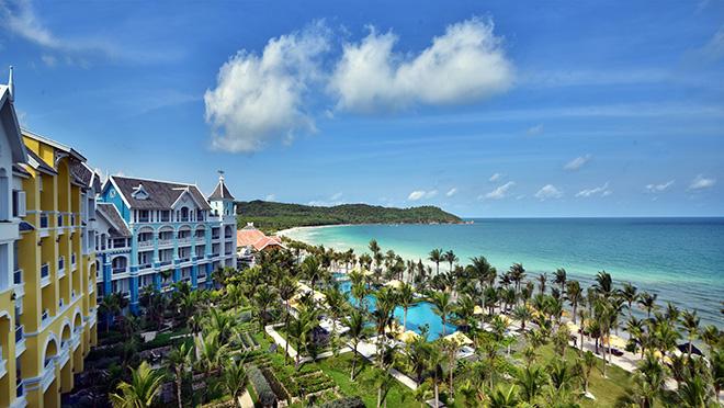 Có gì hấp dẫn ở hệ sinh thái du lịch, nghỉ dưỡng Nam Phú Quốc? - 1