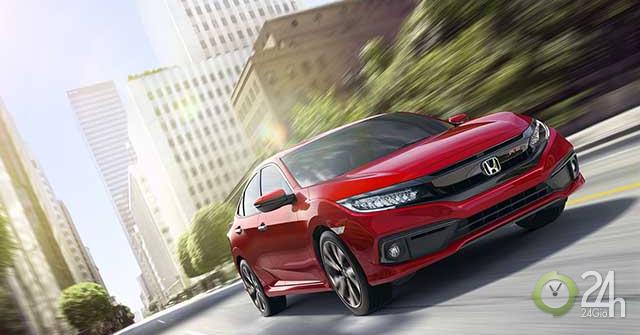 Honda Việt Nam chính thức giới thiệu Civic RS 2019, xe giao ngay trong tháng 4 tới