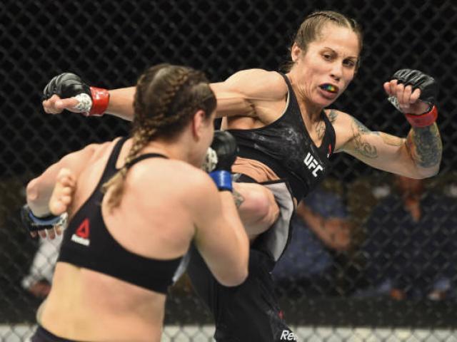 Nữ đặc nhiệm Mỹ thực chiến đáng sợ: Đấm gục 8 cao thủ MMA